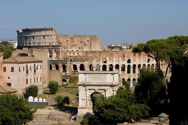 The Coliseum... Again