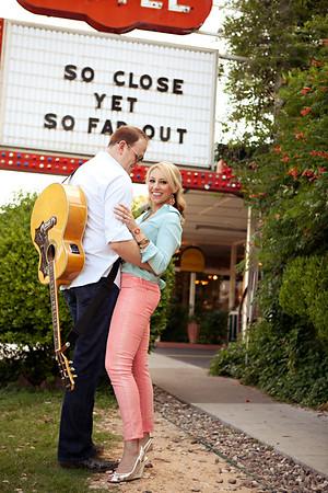 Paul and Lauren's Engagement Portraits