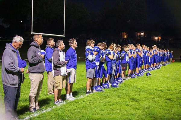 NGM Football vs Dodgeville