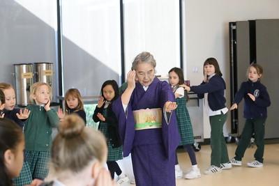 Koto & Japanese Dance Assembly | February 12, 2020