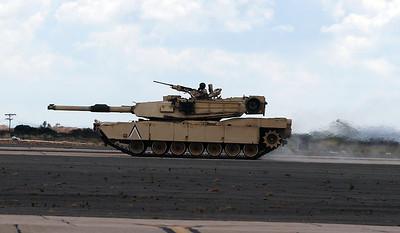 General Dynamics M1A1 Abrams