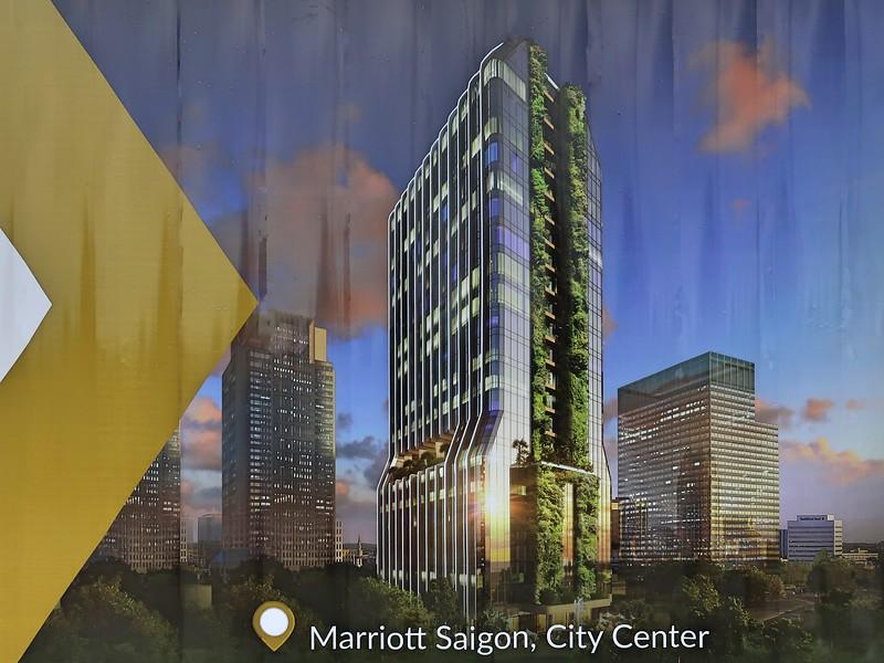 Marriott Saigon, City Center