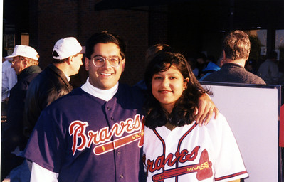Braves World Series 1998