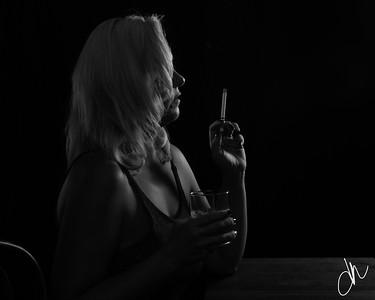 Tiffany Noir Project