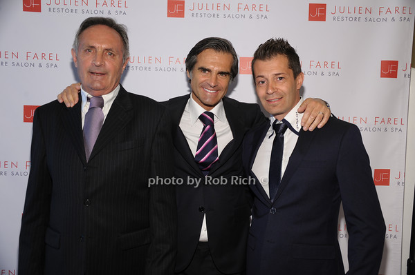 Paul Farel, Julien Farel, Ferdinand Gallinelli
