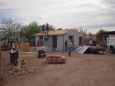 Mexico Outreach 2011 - Construction