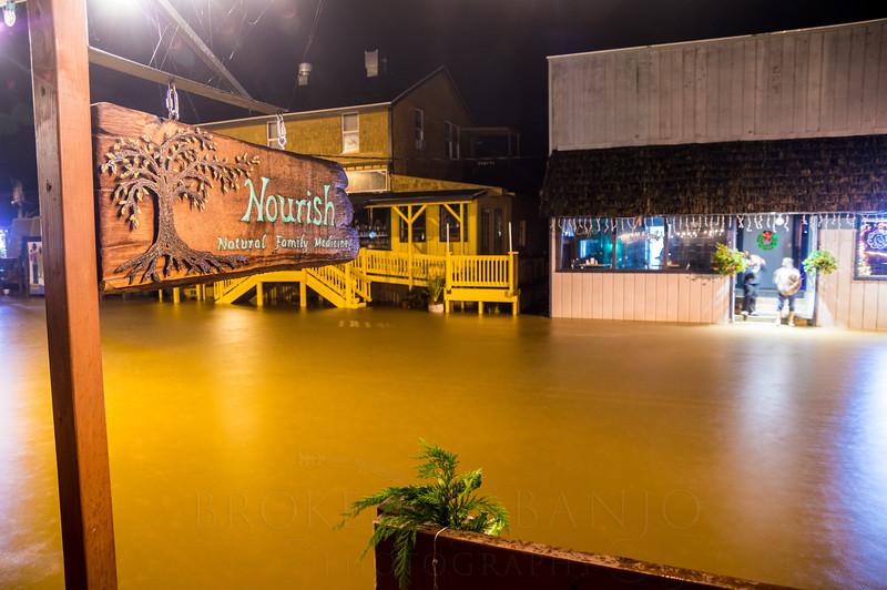 Flood, 2015, Nehalem