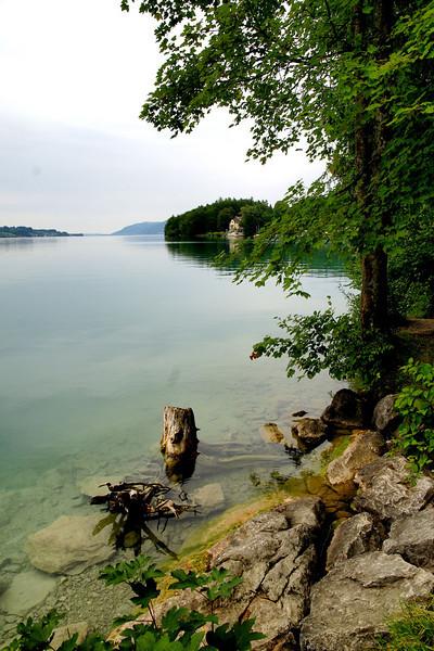 Salzkammergut Lake Area