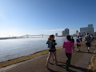TNT New Orleans Marathon 2.1.2014