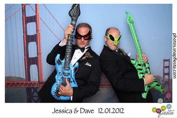 Jessica & Dave @ CuriOdessey 12.11.12