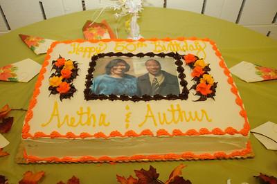Aretha's 50th
