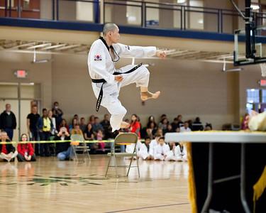 KH Kim Taekwondo Tournament - May 5 2012