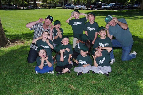 2017 Calistoga Little League