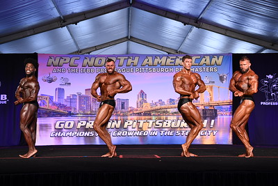 Classic Physique Open Overall