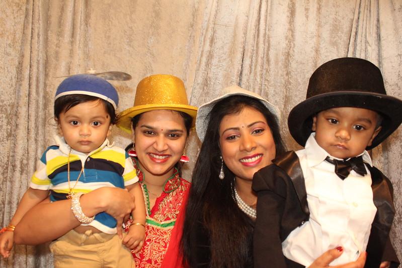 Aditya's 1st Birthday Party!