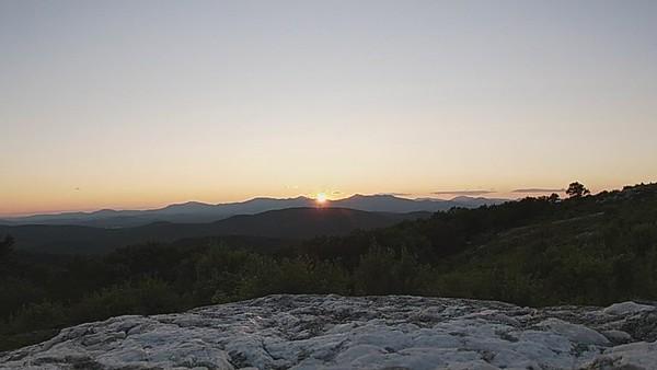 Mountain Sunset 8-14-21