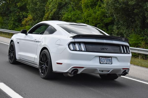 2019-08 Dylan's Mustang