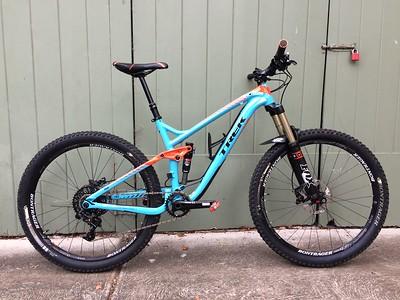 Trek Remedy 9 (loaner bike)