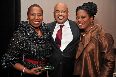 SCLC 34TH ANNUAL DR. MARTIN LUTHER KING DINNER 2011
