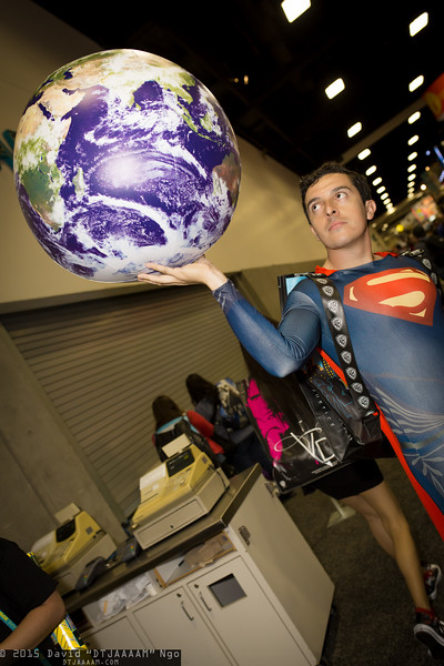 San Diego Comic-Con 2015 - Wednesday