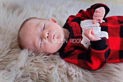 Henry Bryson {Newborn}