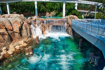 Disneyland Lagoon HDRs