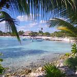 Akumal Beach in Yucatan Peninsula, Mexico
