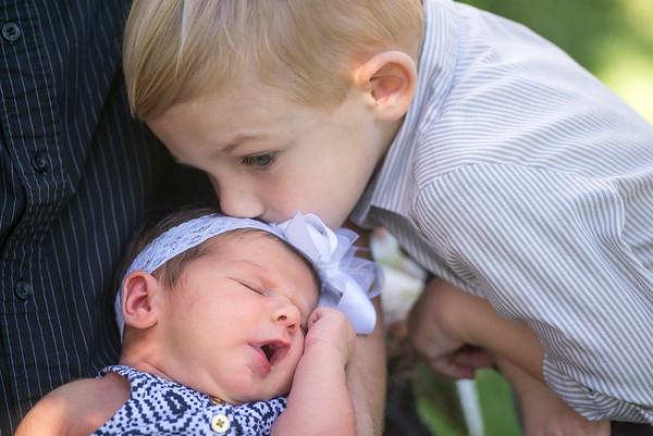 Skyla Riehl Newborn Session