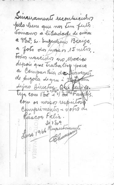 Luso 1966 -Foto enviada ao Eng. Bexiga