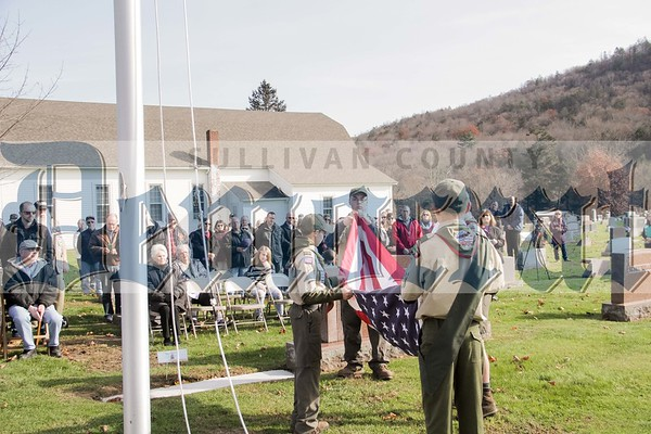 Neversink Veterans Ceremony