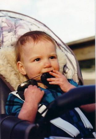 1994 Emmaljunga Sonett pram