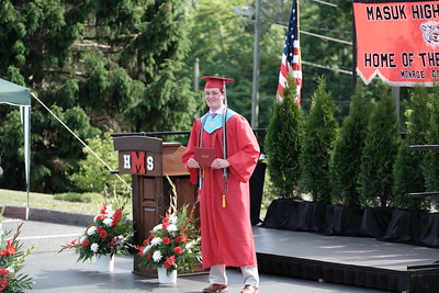 Masuk 2020 Graduation- Henry