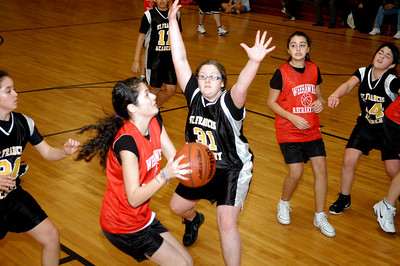 SFA Girls Bbal v Weehawken 3-5-10