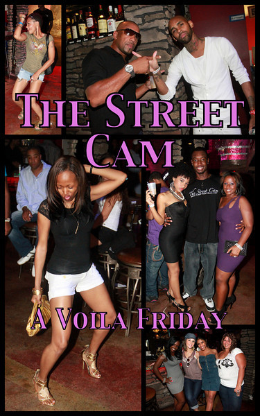The Street Cam: A Voila Friday