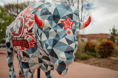 Art in the City - Bison