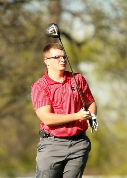 SN Boys Golf vs Frontier 2015