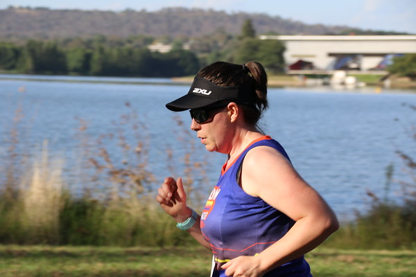 Sri Chinmoy Canberra Day 10km & 4km Fun-Runs, Monday 12 March 2018