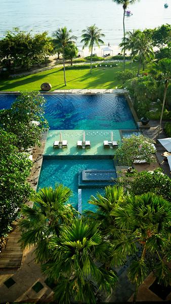 The Danna Hotel Pool 1