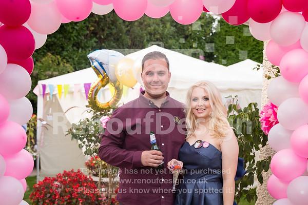 Chris & Katie Engagement Party