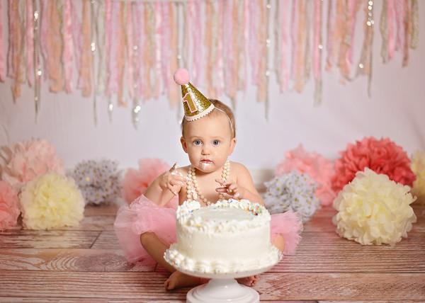 Hayley {cake smash}