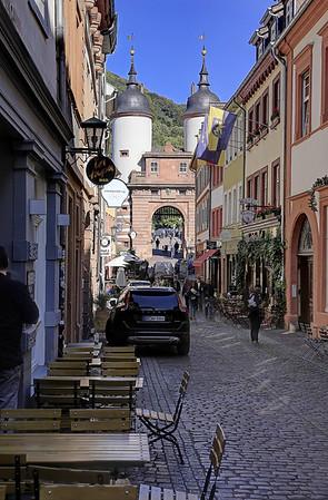 Mannheim to Heidelberg