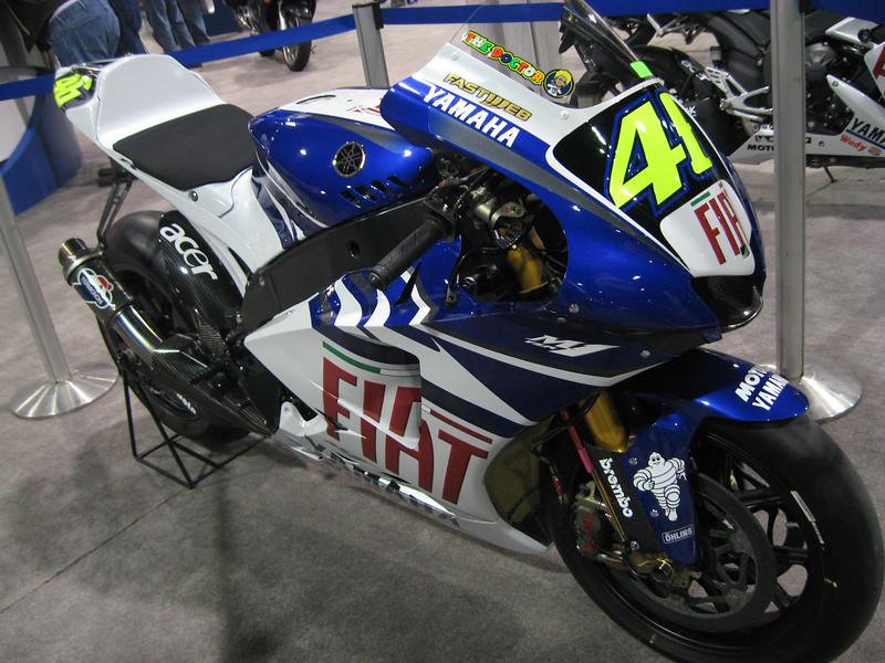 Yamaha #46 Valentino Rossi