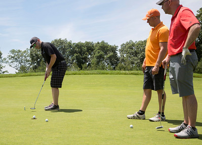 Afternoon Round: The 24th Annual Holy Name Classic Golf Tournament