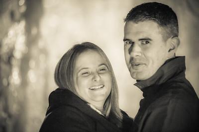 Clare and Matt