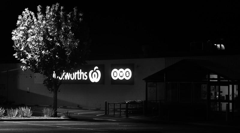 Berri at night