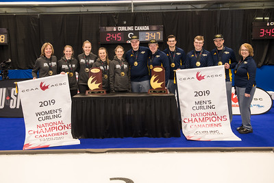 2018-19 CCAA Championships