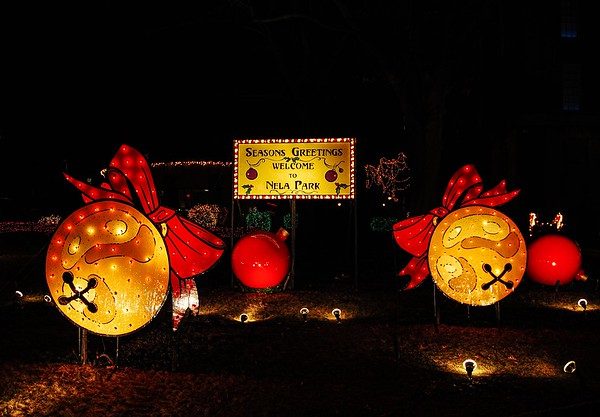 GE Nela Park (East Cleve) Christmas 2008