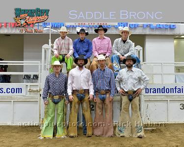 2013 MF Saddle Bronc