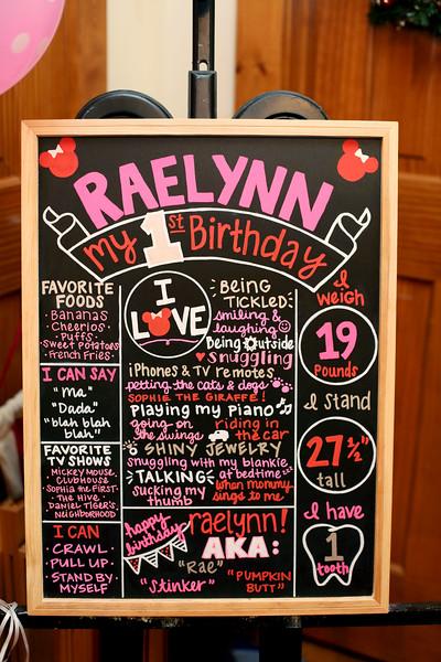 Raelynn Birthday