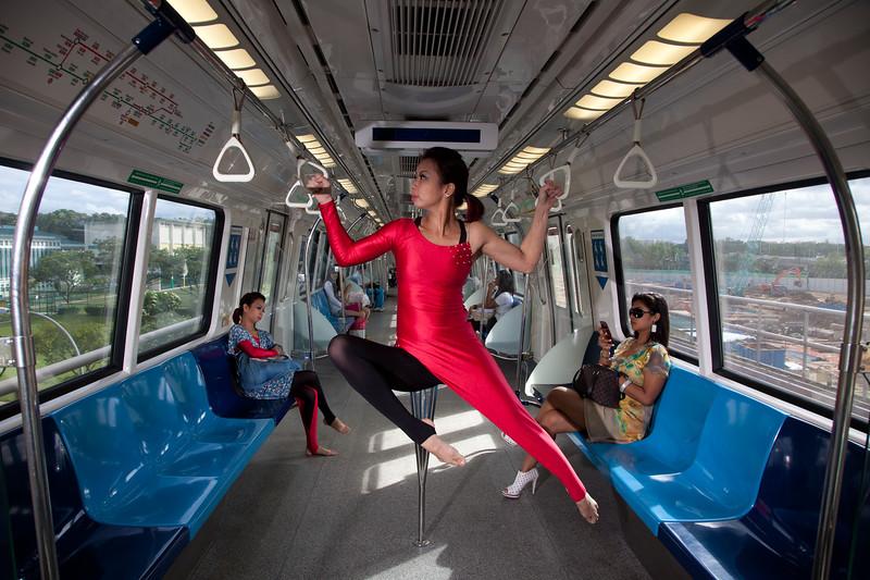 Urban Tribal Dance - Hazel - Pasir Ris